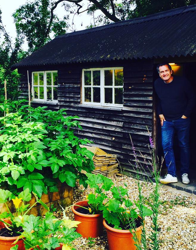 Matthew Wilson: Rutland Leicestershire Garden Design
